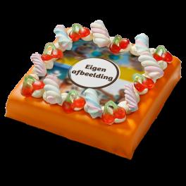 """Marsepeintaart """"Oranje"""""""