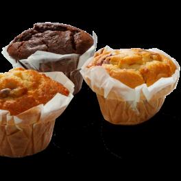 """Muffins """"Gesorteerd"""""""
