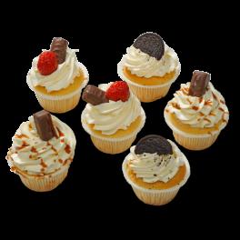 "Cupcakes ""Fruit en Chocolade"""