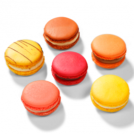 "Macarons ""Fruit"""