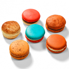"Macarons ""Koffie & Thee"""