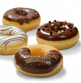 "Donuts ""Chocolate"""