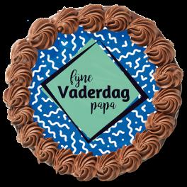 """Chocolate Dripcake """"Vaderdag"""""""