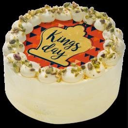 "Carrotcake ""Koningsdag"""