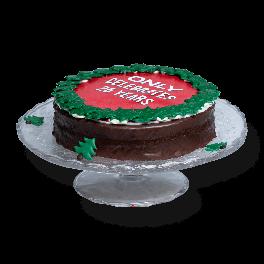 Chocolate & Christmascake