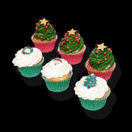 "Cupcakes ""Kerst"""