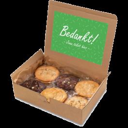 """Cookie box """"Bedankt!"""""""