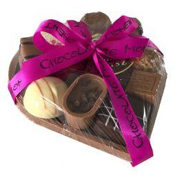 "Chocolade bonbon ""Hartje"""