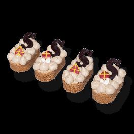 Stoomboot gebakjes