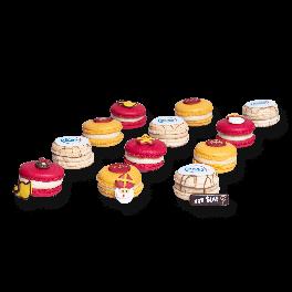 "Macarons ""Sinterklaas"""