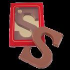 """Chocoladeletter S """"Melk"""""""