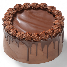 Chocolate Dripcake
